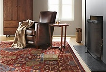 Get Floored: Modern Rugs / Luxury underfoot. Our durable 100% wool rugs add inviting texture and comfort. / by Room & Board