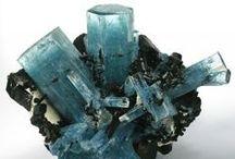 Minerals / by Elizabeth Aurich