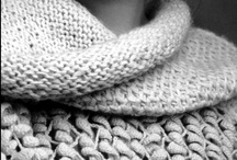 knitting / crochet / by M. Soza