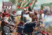 AMERICAN CIVIL WAR  1861-1865 / by JTK Americana Inc  & Fatima 2017 Store.