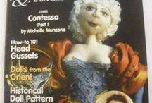 My Art Dolls in Magazines / by Michelle Munzone