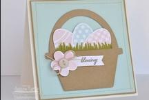 Spring Cards / Paper crafts, Handmade Spring Cards. / by Karen Maszewski