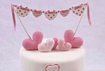 Baking  Decorating Tips and Ideas / Ideas on how to decorate cakes, cupcakes and general baking tips / by A cook, a crafter and sometimes wonderer