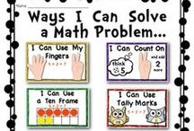 Kindergarten Math / by Jessica Gilbert