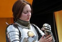 Costume: Fantastical Armour / by Katie Irvine