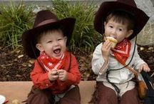 Baby Cowboys/Cowgirls / by Ruth McKean