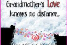 Grandmothers & Grandfathers / by Ruth McKean