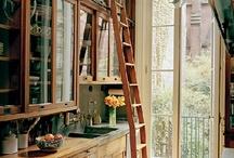 Pretty Kitchen Ideas / by Susan Glassmeyer