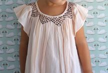 Clothes to sew for little girls / by Michelle Bartholomew