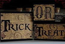 Holiday's - Halloween  / Ideas for Halloween / by Wanda Ann @ Memories by the Mile