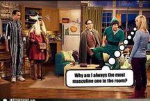 Big Bang Theory  / by Judd Porter
