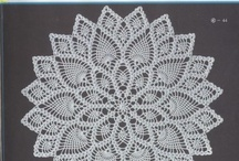 Crochet: Doily's, runner's, coaster's... / by Peggy Wilson