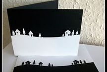 Die Cut Cards 2 / by Gina Houlditch