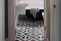 bathrooms / by Sarah Jacobsen