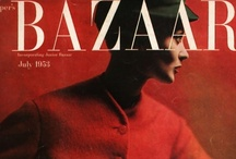 Harper's Bazaar / by Newmanology