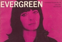 Evergreen Review / by Newmanology