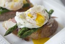 BRUNCH / recipes and entertaining ideas / by Red Stamp