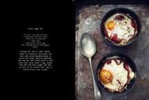 Food to make and look at / and eat. / by Katrina Svoboda
