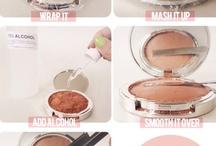 Makeup / by Angela Johnson
