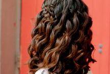Hair Ideas / by Breanna Covarrubias