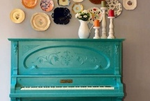 all things piano / by Jenny Boster