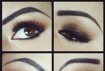 Makeup tutorials  / by Breanna Covarrubias
