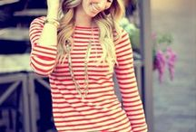 cute clothes & fashion / by Jenny Boster