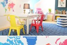 Play Room Ideas / by Jenny Boster