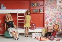Barbie Dolls / by Martha Mundy