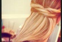 Hair Tutorials  / by Breanna Covarrubias