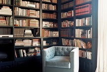 Where books live / Libraries and bookshelves that inspire a literary life well-lived / by Warby Parker
