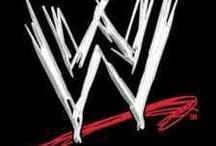WWE  / by Julie Pentland