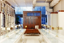 Warby Parker New York / Inside our New York retail locations http://warby.me/1cCOVOJ / by Warby Parker
