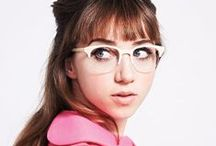 Leith x Warby Parker Collection / We collaborated with Leith Clark on five dreamy frames: Marva, Greta, Aurora, Wednesday, and Willow. Inspired by smart-looking and smart-thinking individualists, the collection is ultra-ladylike and spirited. http://warby.me/18kcN2e / by Warby Parker