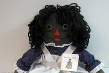 AA & Black Dolls / by Shirley Childers