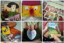 De cuentos / Literatura infantil. Cuentos, ilustraciones, recursos / by La Gallina Pintadita Carmen