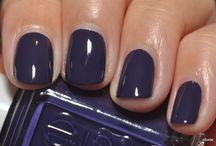 Nails / Cute nail designs or nail polish colors I love! / by Emily Elizabeth Lanyon