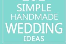 wedding ideas / by Jan Pickford