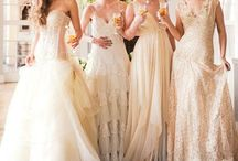 Wedding Gowns / Wedding gowns and flower girl dresses / by Cass JL