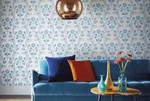 interiors / En LINDO hacemos asesorías en decoración y también nos preocupamos de remodelar esos lugares de tu casa que no te gustan. / by Lindo
