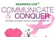 Breast Cancer Awareness / by Branders.com