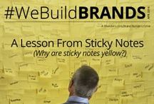 #webuildbrands / Brand Builders Blog Your home for great content!  / by Branders.com