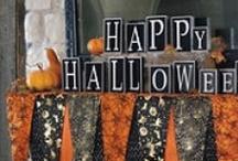 Halloween ideas / by DonandKarisa Sigler