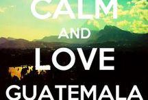 Mi muy añorada Guatemala!  / Amo tanto este pais y es tan rico en sus paisajes, costumbres, cultura, etc, etc. que es digno de un tablero unico para el. / by Marta Maria Allen