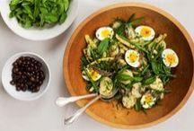 Food: Salads / by Grace