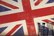BEING AN ANGLOPHILE / by Monique Vasmel-de Feber