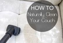 DIY Cleaning supplies / by Courtney Steele
