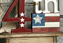 Holiday: Patriotic / by Michele Kempfer Jones