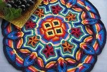 crochet goodies / by Ellen-Mary Keough O'Brien