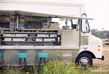 Fab Food Trucks / The coolest, hippest, most rockin' restaurants on wheels. / by Aj Massengale-Martin